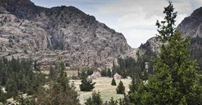 Zizri Valley, Ziarat