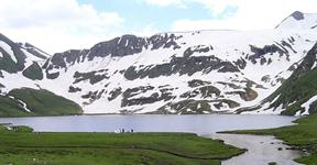 Dudipatsar Lake, Kaghan Valey