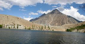 Phandar Lake, Gilgit