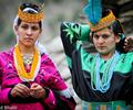 Kalashi Girls Chitral